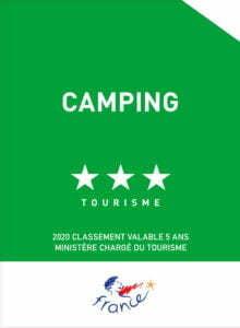 drie sterren camping Rennes-les-Bains