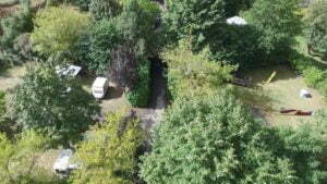emplacement camping-car de Rennes-les-Bains