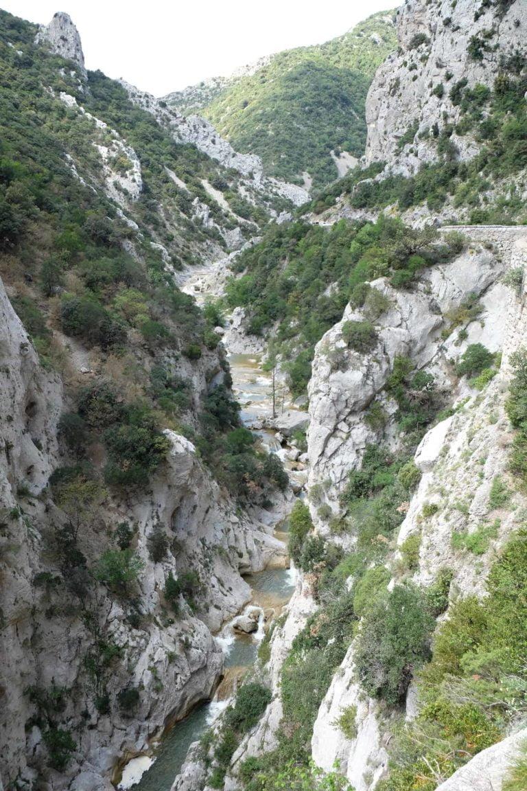 Gorges de Galamus camping Rennes-les-Bains