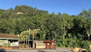 camping receptie Rennes-les-Bains